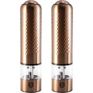 Набор измельчителей специй BERLINGER HAUS Metallic Line Rosegold Edition (BH-6415)