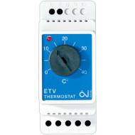 Терморегулятор на DIN-рейку OJ ELECTRONICS ETV-1999 (000001560)