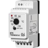 Терморегулятор на DIN-рейку OJ ELECTRONICS ETI-1551 (000004148)