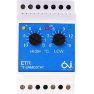 Терморегулятор на DIN-рейку OJ ELECTRONICS ETR/F-1447A (000000662)