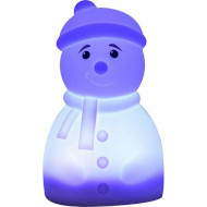 Ночник COLORFUL Silicone Snowman