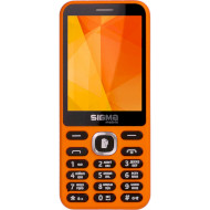 Мобильный телефон SIGMA MOBILE X-style 31 Power Orange