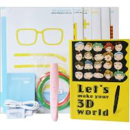 3D ручка DEWANG D12 Pink