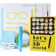 3D ручка DEWANG D12 Blue