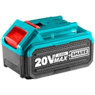 Аккумулятор TOTAL TFBLI2002 20V 4.0Ah