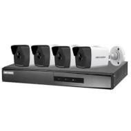 Комплект видеонаблюдения HIKVISION NK42E0H-1T(WD)
