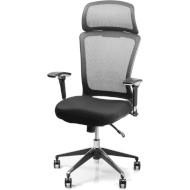 Кресло офисное BARSKY Style Black (BS-03)