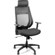 Кресло офисное BARSKY Team Black/Gray (TBG-01)
