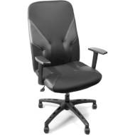 Кресло офисное BARSKY For Office Black (FOR-01)