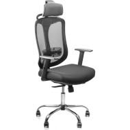 Кресло офисное BARSKY Corporative Black (BCEL_CHR-01)