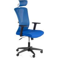 Кресло офисное BARSKY Mesh Blue (BM-05)
