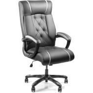 Кресло руководителя BARSKY Design Black Tilt (BD-02)