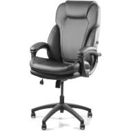 Кресло руководителя BARSKY Soft SPUb-01 Black