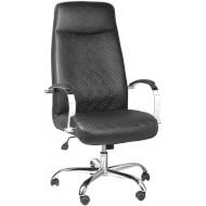 Кресло руководителя BARSKY Chief Black Zigzag (CF-01)