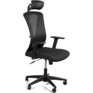 Кресло офисное BARSKY Mesh Black (BM-02)