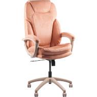 Кресло руководителя BARSKY Soft SFbg-02 Peach