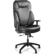Кресло руководителя BARSKY Soft SPU-01 Black