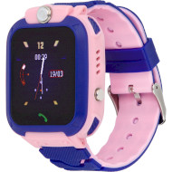Часы-телефон детские ATRIX D200 Thermometer Pink (ATXD200THP)