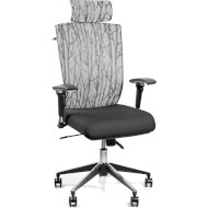 Кресло офисное BARSKY Eco Gray (G-3)