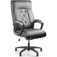 Кресло руководителя BARSKY Design Black (BD-01)