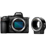 Фотоаппарат NIKON Z5 Body + FTZ Adapter