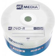 DVD-R MY MEDIA Matt Silver 4.7GB 16x 50pcs/wrap