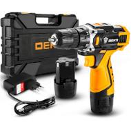 Отвёртка аккумуляторная DEKO DKCD12FU-S3