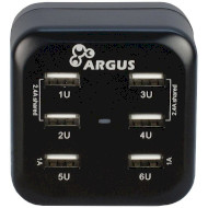 Сетевое зарядное устройство ARGUS LS-6US