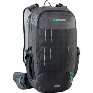 Туристический рюкзак CARIBEE Triple Peak 34 Black