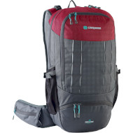Туристический рюкзак CARIBEE Triple Peak 34 Merlot Red