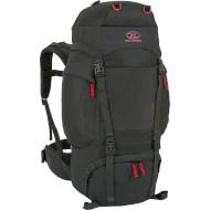 Туристический рюкзак HIGHLANDER Rambler 66 Black