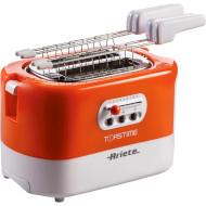Тостер ARIETE Toastime w/pliers Orange (00C015900AR0)