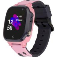 Часы-телефон детские ATRIX iQ2100 IPS Cam Flash Pink (IQ2100 PINK)