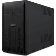 ИБП VINGA LED 650VA Metal (VPE-650PRMU)