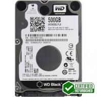 """Жёсткий диск 2.5"""" WD Black 500GB SATA/32MB (WD5000LPLX)"""