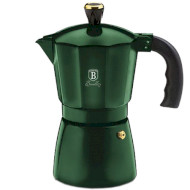 Кофеварка гейзерная BERLINGER HAUS Emerald Collection (BH-6385)