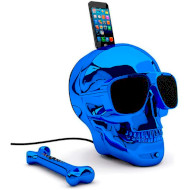 Портативная колонка JARRE AeroSkull HD+ Glossy Blue (ML81026)