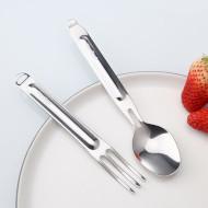 Набор посуды XIAOMI NEXTOOL Stainless Steel Tableware Spoon & Fork