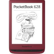 Электронная книга POCKETBOOK 628 Ruby Red (PB628-R-CIS)