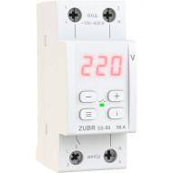 Реле напряжения ZUBR D2-50 Red