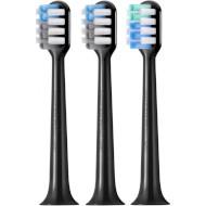 Насадка для зубної щітки XIAOMI DR. BEI EB02BK060300 Black Gold 3шт