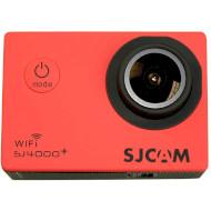 Экшн-камера SJCAM SJ4000+ Red (SJ4000PLS RED)