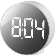 Будильник BRESSER MyTime Echo FXR White (8010071GYEWHI)