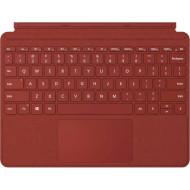 Клавиатура-обложка для планшета MICROSOFT Surface Go Type Cover Poppy Red (KCS-00090)