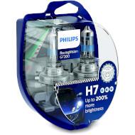 Лампа галогенная PHILIPS RacingVision GT200 H7 2шт (12972RGTS2)