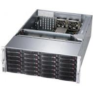Корпус SUPERMICRO SuperChassis 847BE1C4-R1K23LPB Rackmount 4U 2х1200Вт