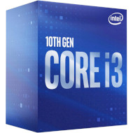 Процессор INTEL Core i3-10100F 3.6GHz s1200 (BX8070110100F)