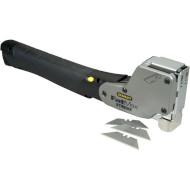 Степлер ударний STANLEY FatMax Xtreme для скоб тип J, 8-12 мм + ніж (0-PHT350)