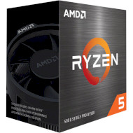 Процессор AMD Ryzen 5 5600X 3.7GHz AM4 (100-100000065BOX)