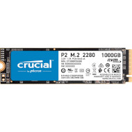 SSD CRUCIAL P2 1TB M.2 NVMe (CT1000P2SSD8)